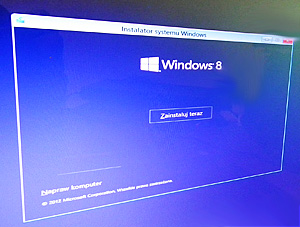 windows 8 zainstaluj