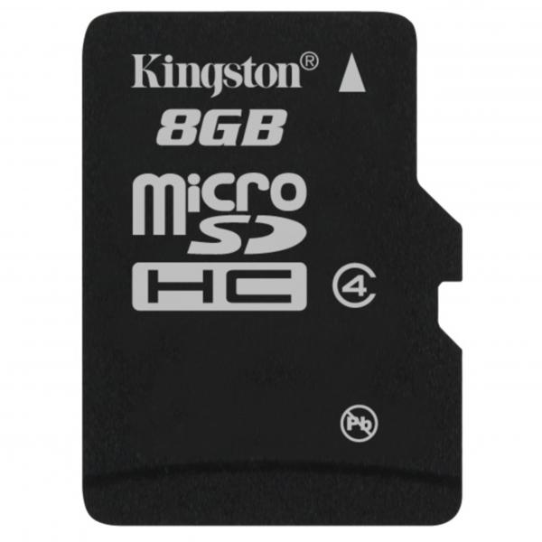 Karty pamięci Kingston micro SDHC 8GB cl 4 Kingston
